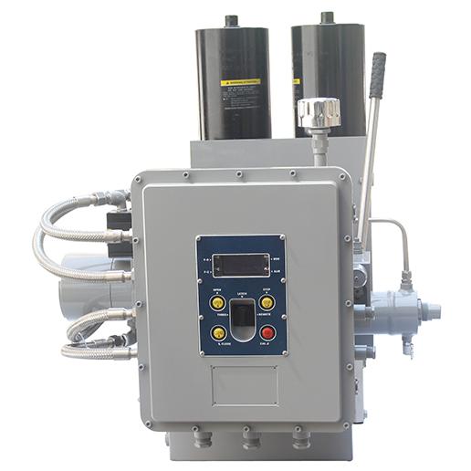 AT20/21 Series Accumulator fault reset electro-hydraulic actuator