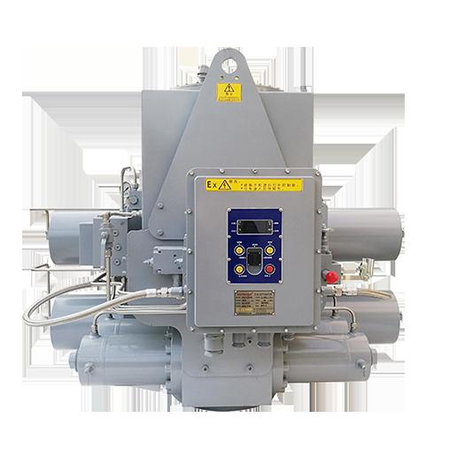 AT60系列管线切断电液执行机构